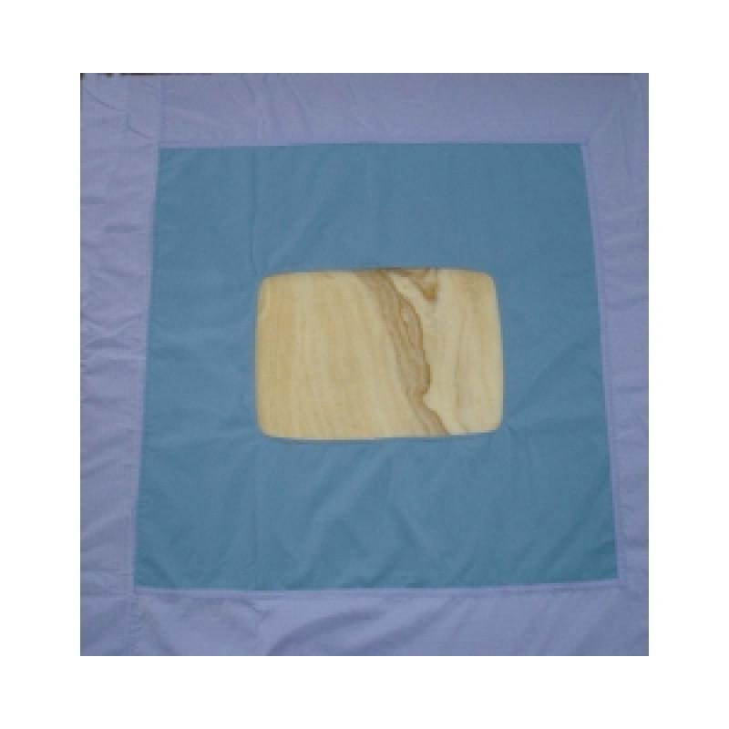 防水大洞巾