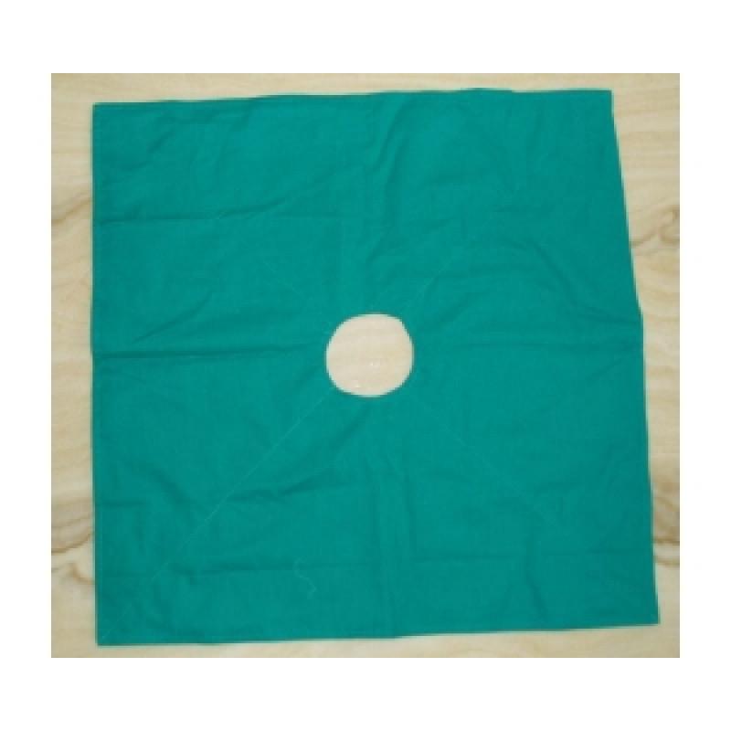 洞巾-圓形洞口